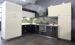 Modular Kitchen L Shaped