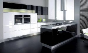 Modular Kitchen U Shaped