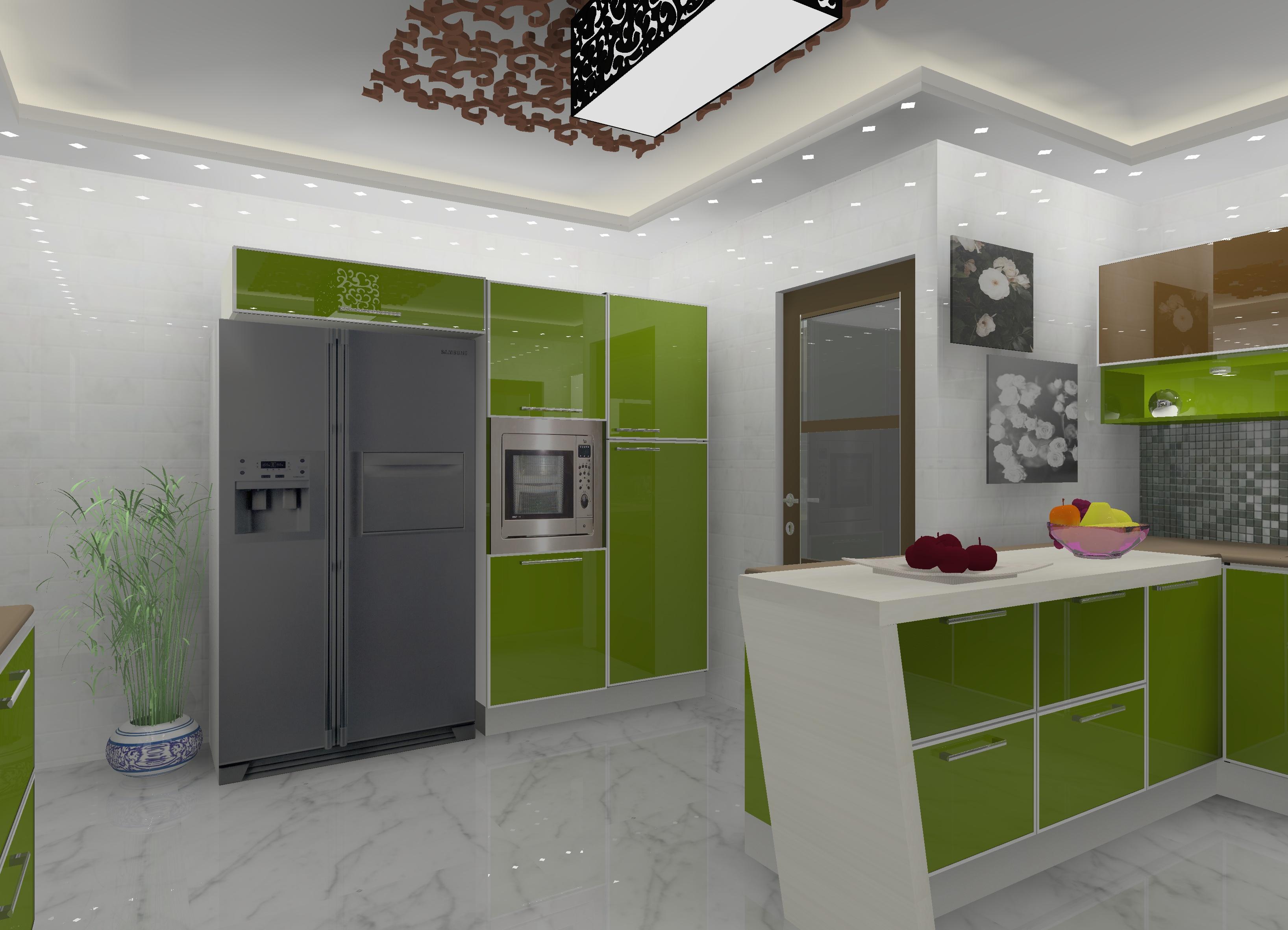 B NCGBN - Kashmir - Zahoor - Ahmed - Ideas - Modular - Kitchens