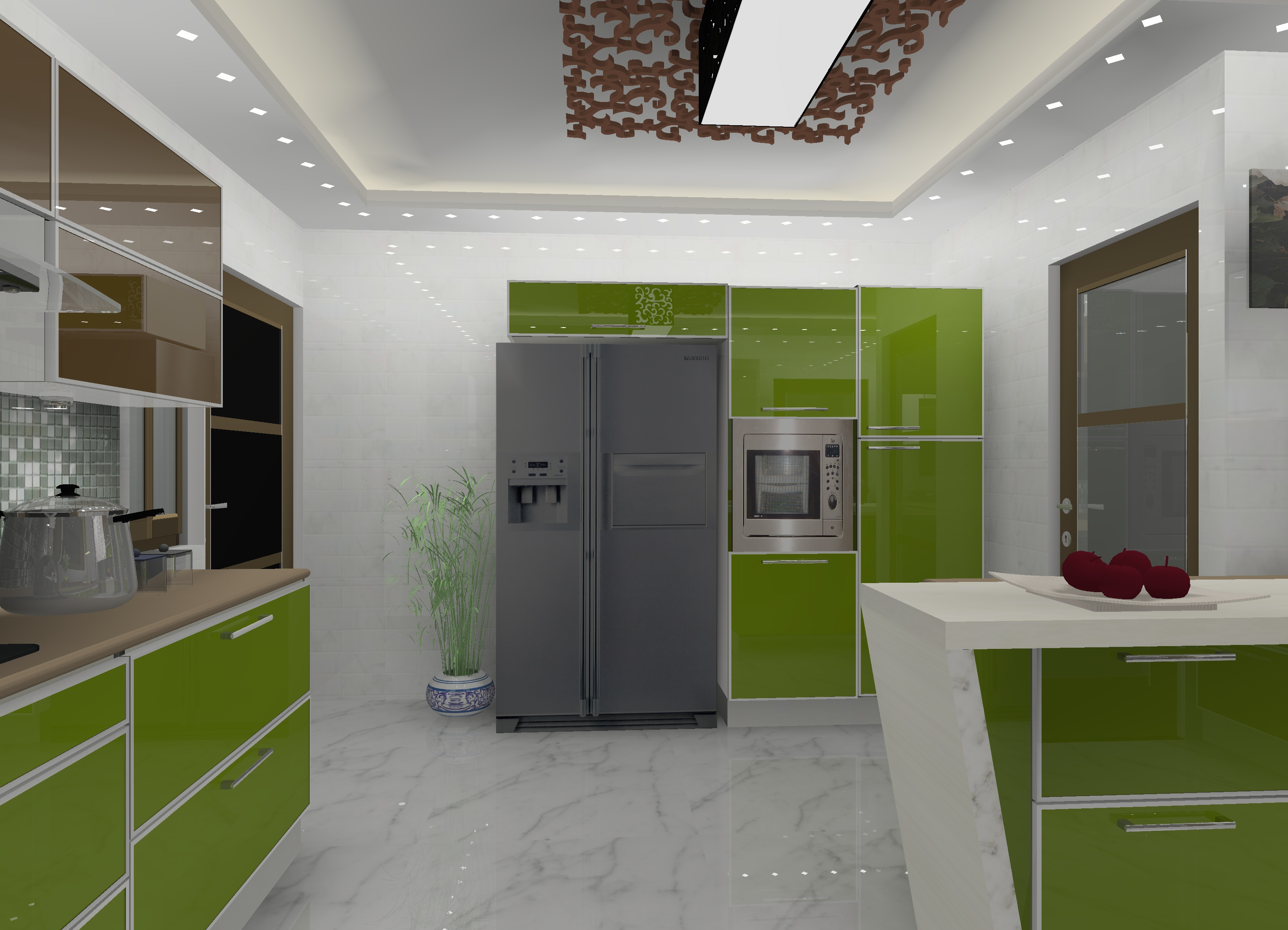 BFBF - Kashmir - Zahoor - Ahmed - Ideas - Modular - Kitchens
