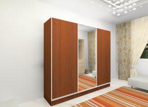 3 SLIDING Best Wardrobe Design by Ideas Kitchens in Delhi India