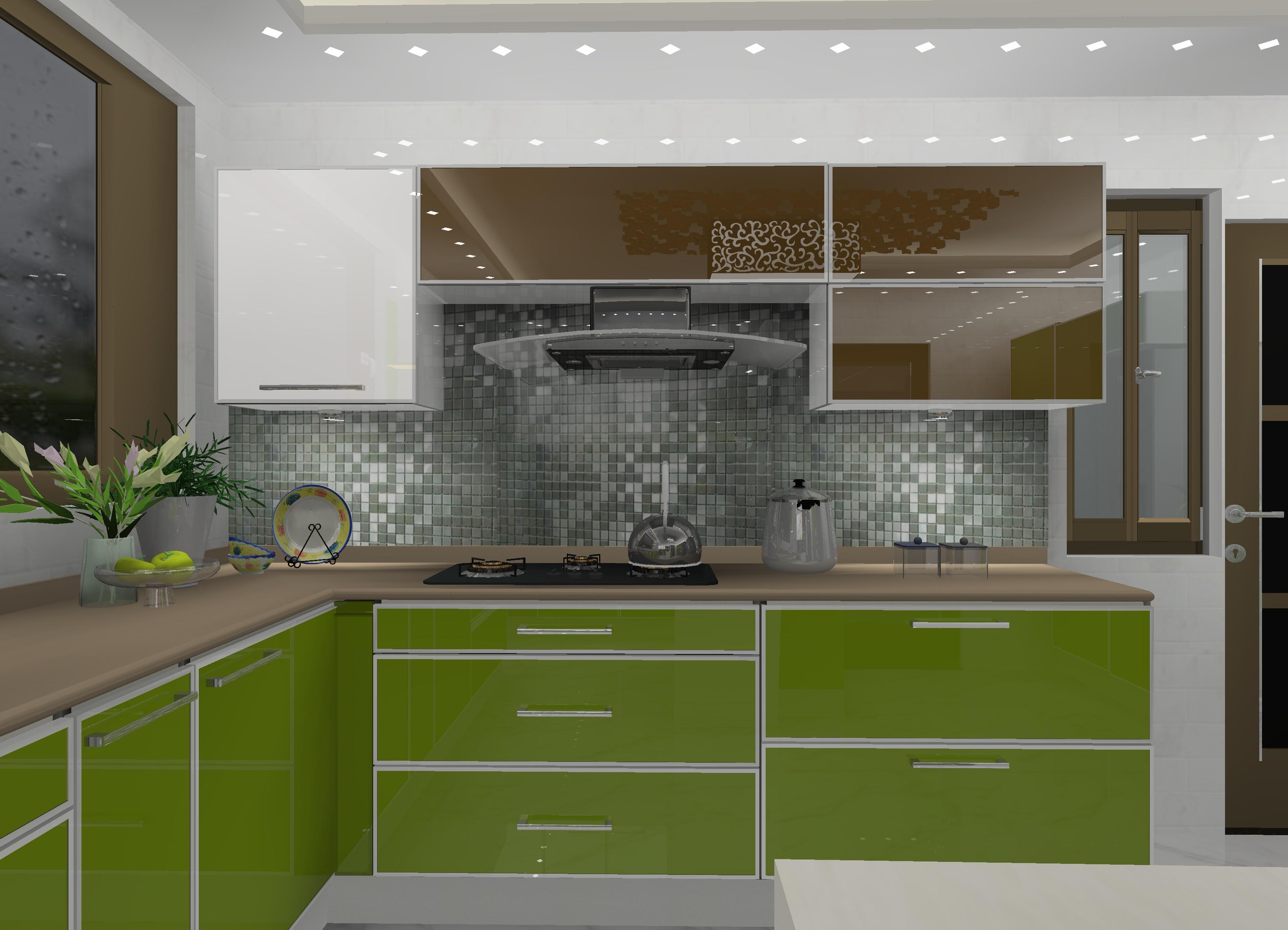 GCHFX - Kashmir - Zahoor - Ahmed - Ideas - Modular - Kitchens