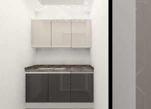 GF B-SIDE 4 - Gwalior Modular Kitchen Design by Ideas Kitchens