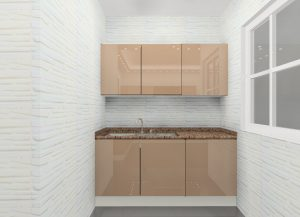 P Madan - Gwalior Modular Kitchen Design by Ideas Kitchens