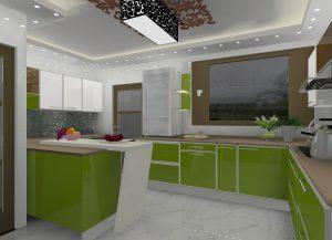 V V - Kashmir - Zahoor - Ahmed - Ideas - Modular - Kitchens