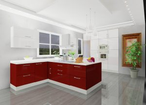 Sabri - Azadpur - Ideas Modular Kitchens