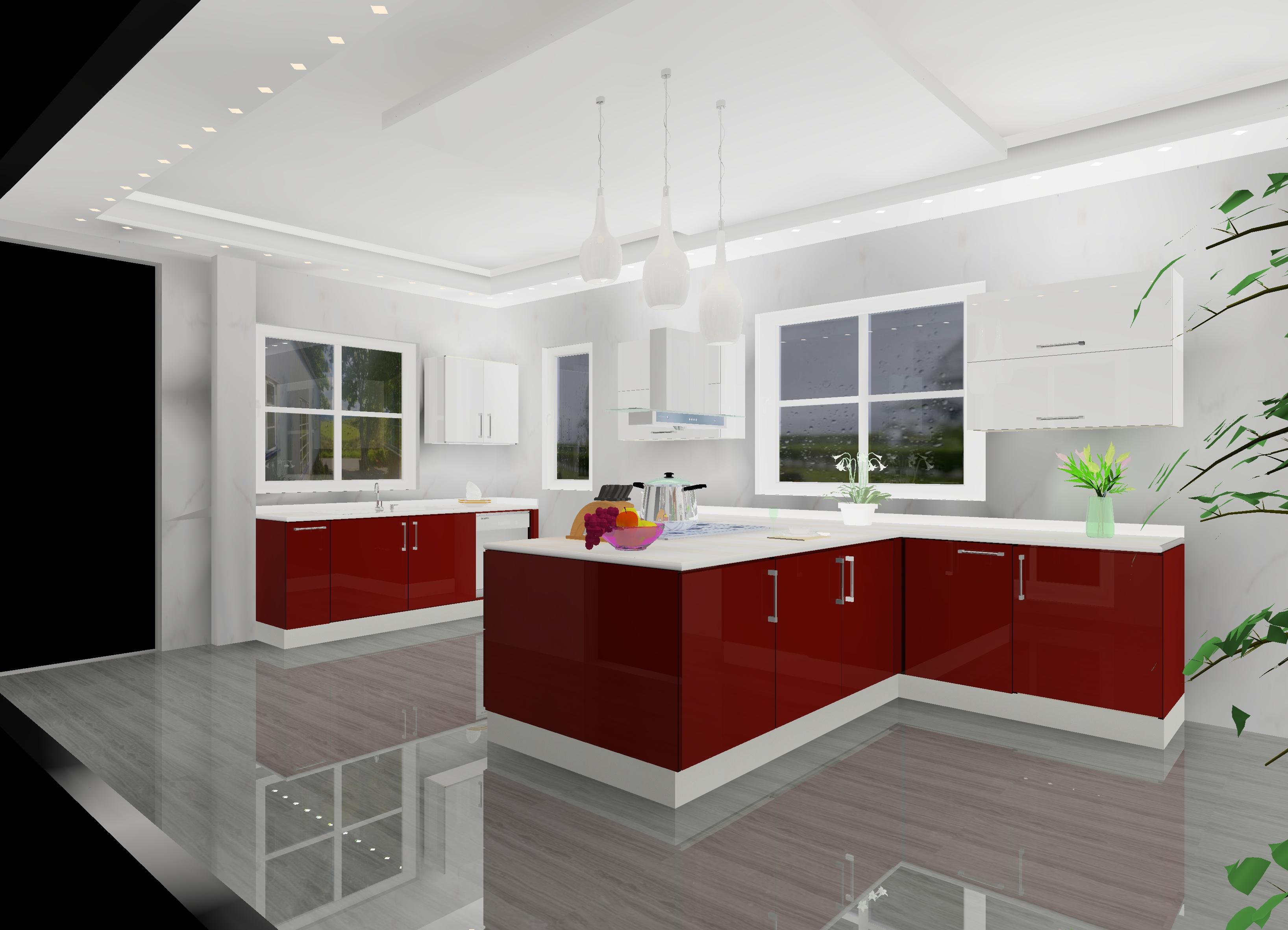 Sabri - Azadpur - Ideas Modular Kitchens