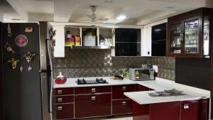 Best Out Station Kitchen Designs in Delhi India by Ideas Modular Kitchens