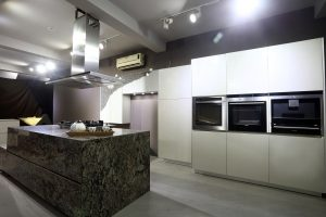 Stone-Kitchen-Designs - by Ideas Kitchens